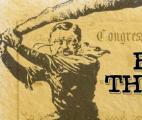 trustbuster Teddy Roosevelt