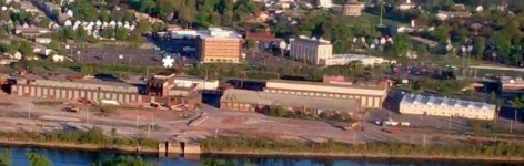 ALCo Site - Aerial View