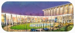 rendering of proposed Caesars casino resort in Woodbury NY