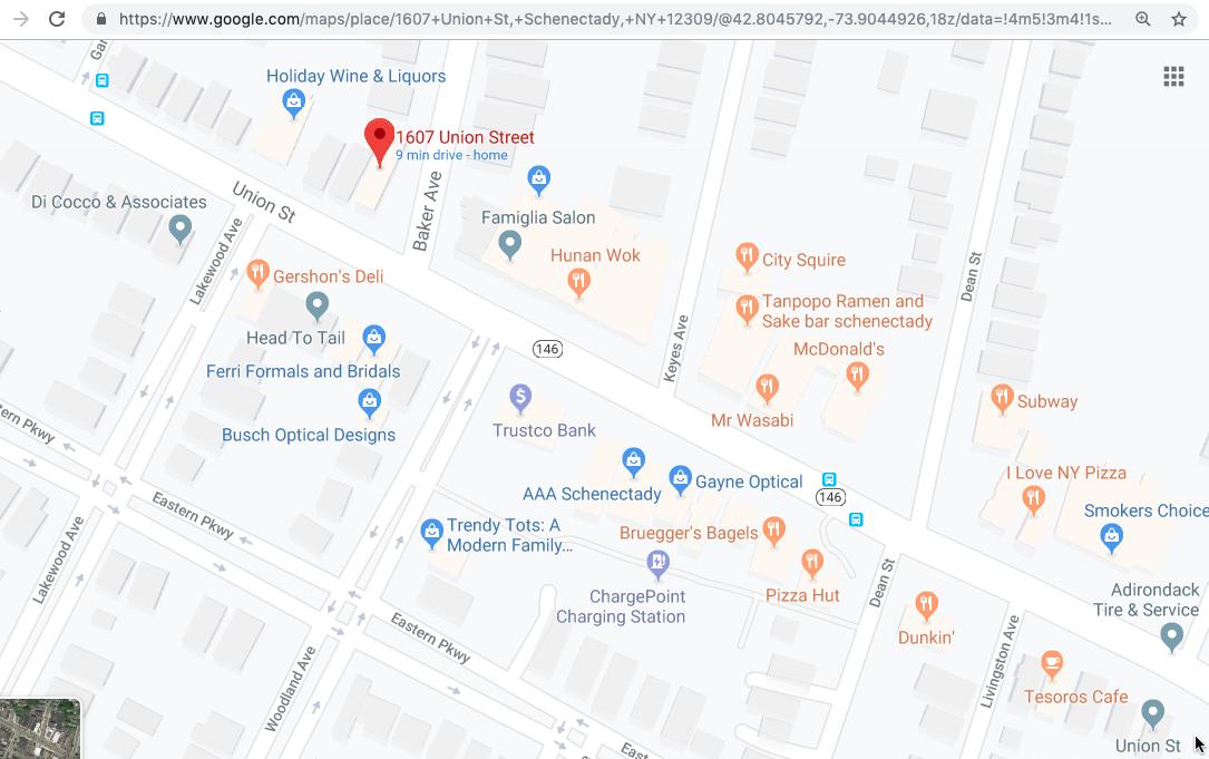 NEFJ-GoogleMap